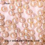 6213 saltwater half-drilled pearl about 6.5-7mm champagne color.jpg